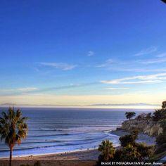 What winter looks like in Santa Barbara.
