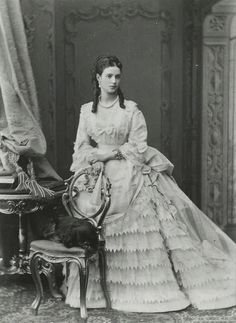 """imperial-russia: """" When eighteen-year-old Princess Dagmar set off for Russia, the famed Danish author Hans Christian Andersen witnessed her departure, writing of """"the king's noble and amiable..."""