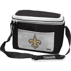 Coleman New Orleans Saints 12 Can Soft Cooler - NFLShop.com