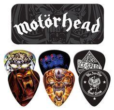 Motorhead - Motorhead Guitar Picks Guitar Picks from AllPosters.com