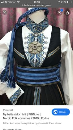 Folk Costume, Costumes, Norwegian Clothing, Ethnic Design, Drawing Clothes, Unique Dresses, Aesthetic Clothes, Costume Design, Traditional Outfits