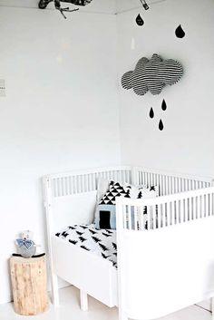 Nordic Inspired Nursery | 10 Neutral Nurseries - Tinyme Blog