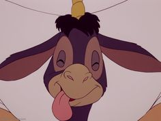 """Jacchus is Bacchus' horned donkey in the ""Pastoral"" segment in Disney's 1940 film Fantasia. """