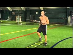 http://beachreadybody.com    Shaun T shows you how to use the agility ladder that comes as part of the Asylum Extreme Fitness package. If you are an athlete looking to take it up to the next level or you love sweaty, gut wrenching workouts, this is for you. Dig Deeper