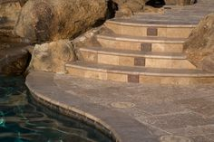 International TV Sensation (HGTV, Travel Channel) - traditional - landscape - phoenix - by Red Rock Pools and Spas and Red Rock Contractors