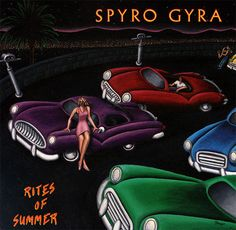 Spyro Gyra - Rites Of Summer CD 1988 MCA MCAD-6235] U.S.A., in [Music, CDs | eBay