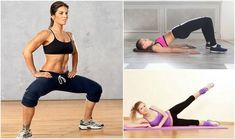8 weeks home workout challenge Toning Workouts, Pilates Workout, At Home Workouts, Fitness Herausforderungen, Pole Fitness, Ideal Body, Anti Cellulite, Fat Burning Workout, Stay In Shape