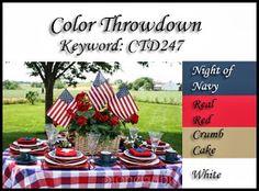 Color Throwdown #247