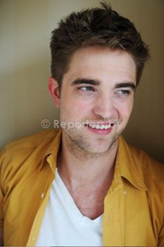 New/Old Portraits of Robert Pattinson during Eclipse Promo
