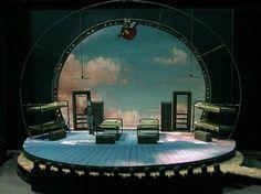 Resultado de imagen de stage design sand