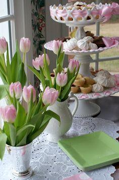 A Little Loveliness: Time for a Ballerina Tea