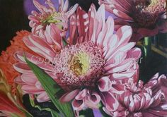 Flowers From Tom Eileen Nistler Colored Pencil