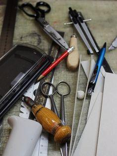 Leather Bags - Tools | Anke Runge Berlin
