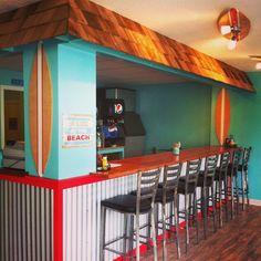 beach restaurants decor | Beach restaurant decor. The Crabby Oyster in Seaside, OR