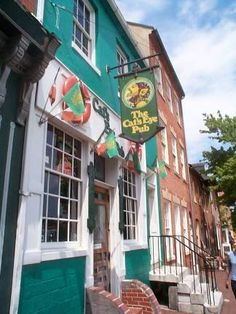 Cat's Eye Pub, Fells Point, Baltimore, MD