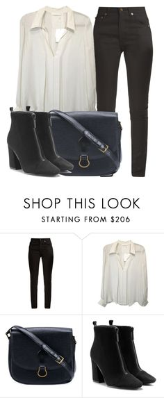 """""""Outfit #1808"""" by lauraandrade98 on Polyvore featuring moda, Yves Saint Laurent y Louis Vuitton"""