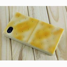 Apple iPhone 4 / 4S Silicone Soda Biscuit Grip Pattern Skin Case