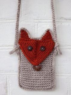Knitting Patterns For Phone Socks : 1000+ images about Knit Bags and Purses on Pinterest ...