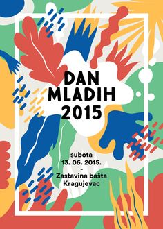 Dan Mladih 2015 / Youth Day 2015 on Behance