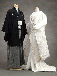 Noiva com Classe: Vestidos de noiva do Japão