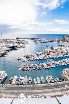 Appartement de 5/6 pièces luxueusement rénové sur le Port de Monaco - Vue Grand Prix Monte Carlo, Location, Grand Prix, Monaco, Real Estate, Outdoor, Puertas, Outdoors, Real Estates