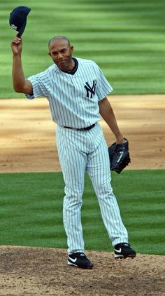 "Meet the extraordinary Mariano Rivera, Jr. A very well-known baseball pitcher playing in the Major League Baseball, most famous for becoming a thirteen-time All-Star and five-time World Series champion. A legend who has proven his mettle over and over again. ""Everything starts with God in my career and it will finish with God"". Mariano Rivera Jr. http://www.thextraordinary.org/mariano-rivera"