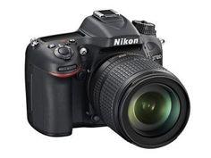 Cámara Digital/réflex 24.1Mp Nikon D7100 (Kit W/18-105 Vr Lens) #Cámara #Reflex #Fotografía #Foto