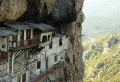 Stemnitsa village, Arcadia, Peloponnese, Greece wow