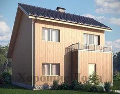 Проект дома AS-2012