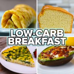 5 Low-Carb Breakfasts by Tasty