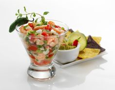 Bumble Bee Recipes - Shrimp and Crab Ceviche