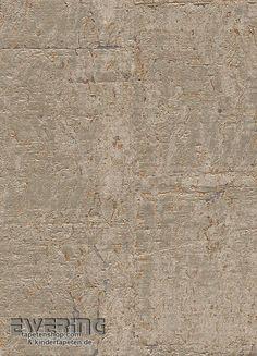 23 213682 Vista 5 Rasch Textil Silber Grau Glanzend Kork Tapete