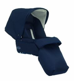 The Inglesina Classica stroller seat is a luxurious addition to extend the life of your Classica Pram. This coordinated stroller seat is comfortably padded to pamper your baby, and it includes a footmuff/boot cover for the winter months. There are four comfortable positions to accommodate your... see more details at https://bestselleroutlets.com/baby/strollers-accessories/product-review-for-inglesina-classica-stroller-seat-navy-blue/