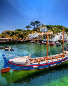 Phuket or England? If you guessed the latter or even more specifically Polperro in Cornwall youre right!