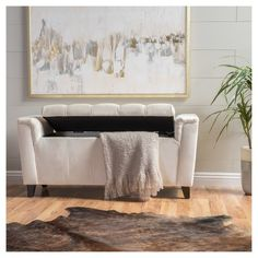Argus Storage Bench - Ivory New Velvet - Christopher Knight Home Indoor Storage Bench, Upholstered Storage Bench, Discount Furniture, Home Organization, Home Goods, Room Decor, Christopher Knight, Foyer Furniture, Furniture Nyc