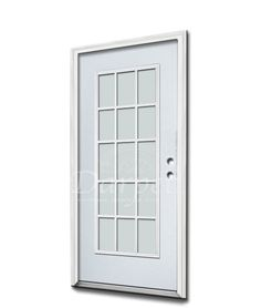 Residential Exterior Doors — Darpet Tall Cabinet Storage, Locker Storage, Exterior Entry Doors, Steel Doors, Back Doors, Bathroom Medicine Cabinet, Clear Glass, Blinds, Chicago