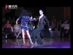 Justinas Duknauskas & Anna Melnikova-Duknauskas Rumba Hong Kong Galaxy of Stars 2012