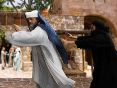 Luke 18:1-8, the persistent widow