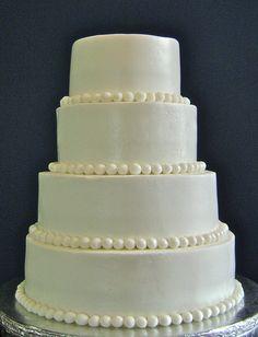 Pearl Wedding Cake | Flickr - Photo Sharing!