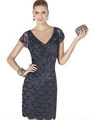 3025b6ebd766 Ο οίκος Pronovias παρουσιάζει το φόρεμα δεξίωσης AIROSO από την κολεξιόν  φορεμάτων 2015. | Pronovias