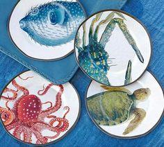 Beautiful plates!