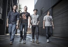 Check out The Parlotones on ReverbNation