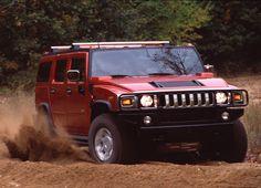 Hummer H2 2002 m.y.