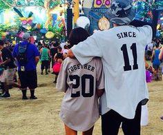 Kind looks like luke & i                                                        Rave Couples @ravecouples | Websta (Webstagram)