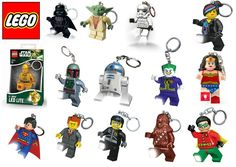 Light up the dark side with Darth Vader™!   Find your way in any galaxy with the power of push-button LED lights straight from the dark side. Attach the oversized minifigure Light Key Chain to your keys or backpack for a fun LEGO® light on-the-go. Makes a great gift for fans of LEGO Star Wars™ building sets!  Shop Now    #Lego #StarWars #DarthVader #C3PO #HanSolo #Chewbacca #Keychain #KeyLights #LED #onlinetoys #fastshipping #AustraliaWide