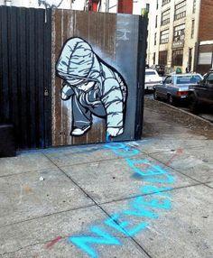 Location: Bushwick, Brooklyn, NY Artist: Joe Iurato
