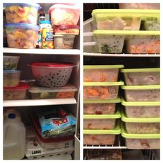 By meal prepping, each meal cost UNDER $5. Tip: Do this as a family on Sundays, your children can even help clean and organize the fruit/veggies.   Set a good example for your children, and live healthy as a family!