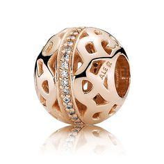 Pandora rose gold path to harmony RRP £69.99