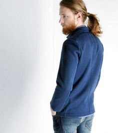 awesome 25 Eye-catching Men's Ponytail Hairstyles - Be Different