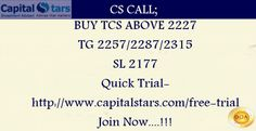CS CALL; BUY TCS ABOVE 2227  TG 2257/2287/2315  SL 2177  Quick Trial-http://www.capitalstars.com/free-trial Join Now....!!!